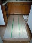 ガス床暖房(キッチン)