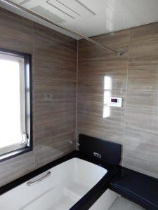 浴室完成写真